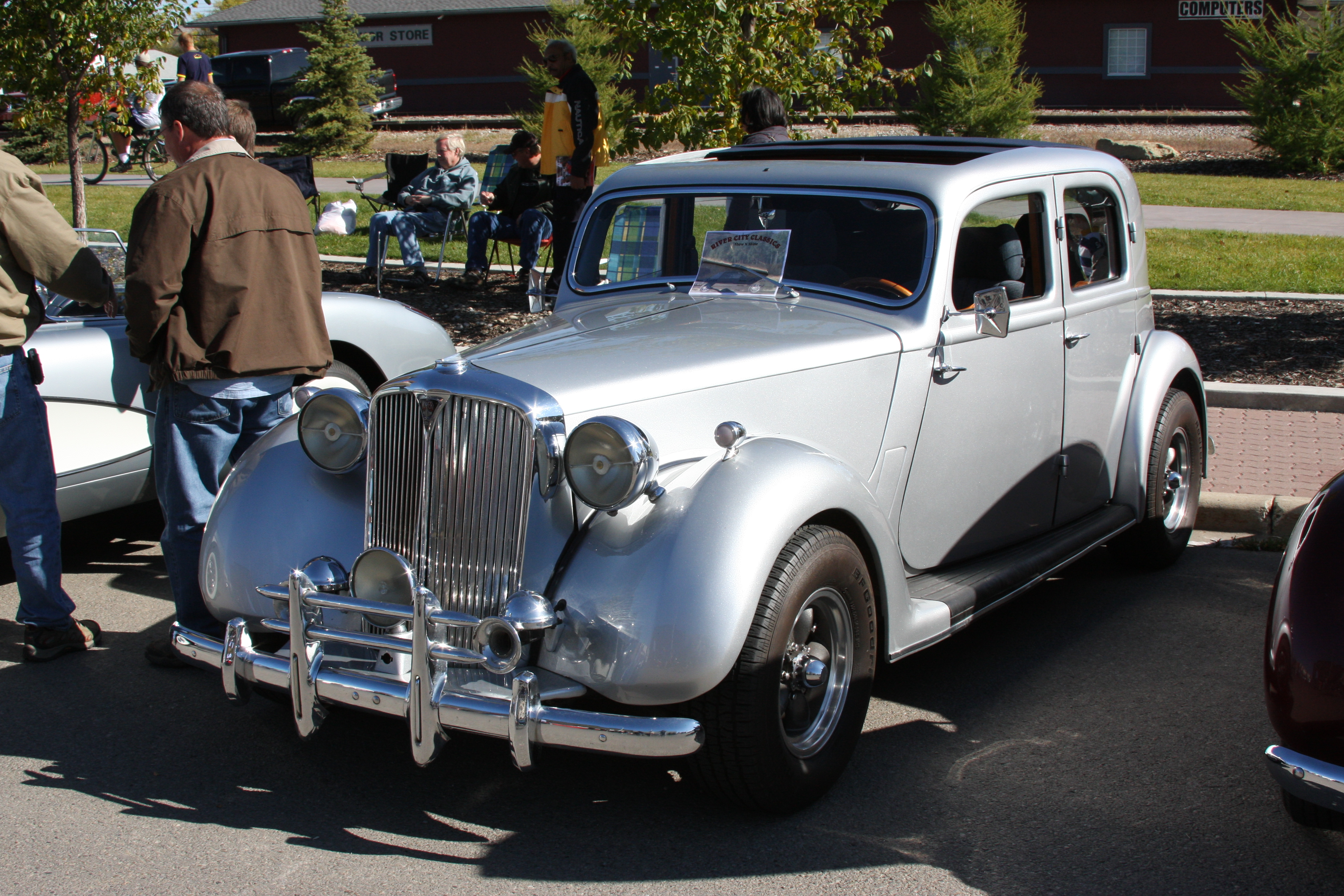 american hot rod oldsmobile