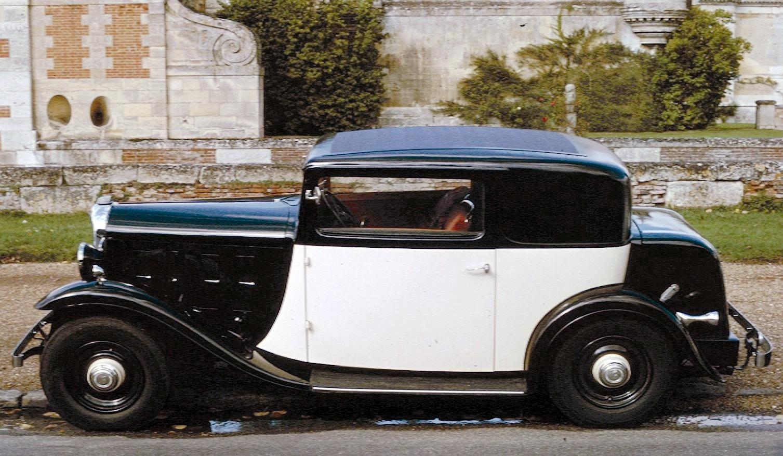 1933 Citroën Rosalie Coupe