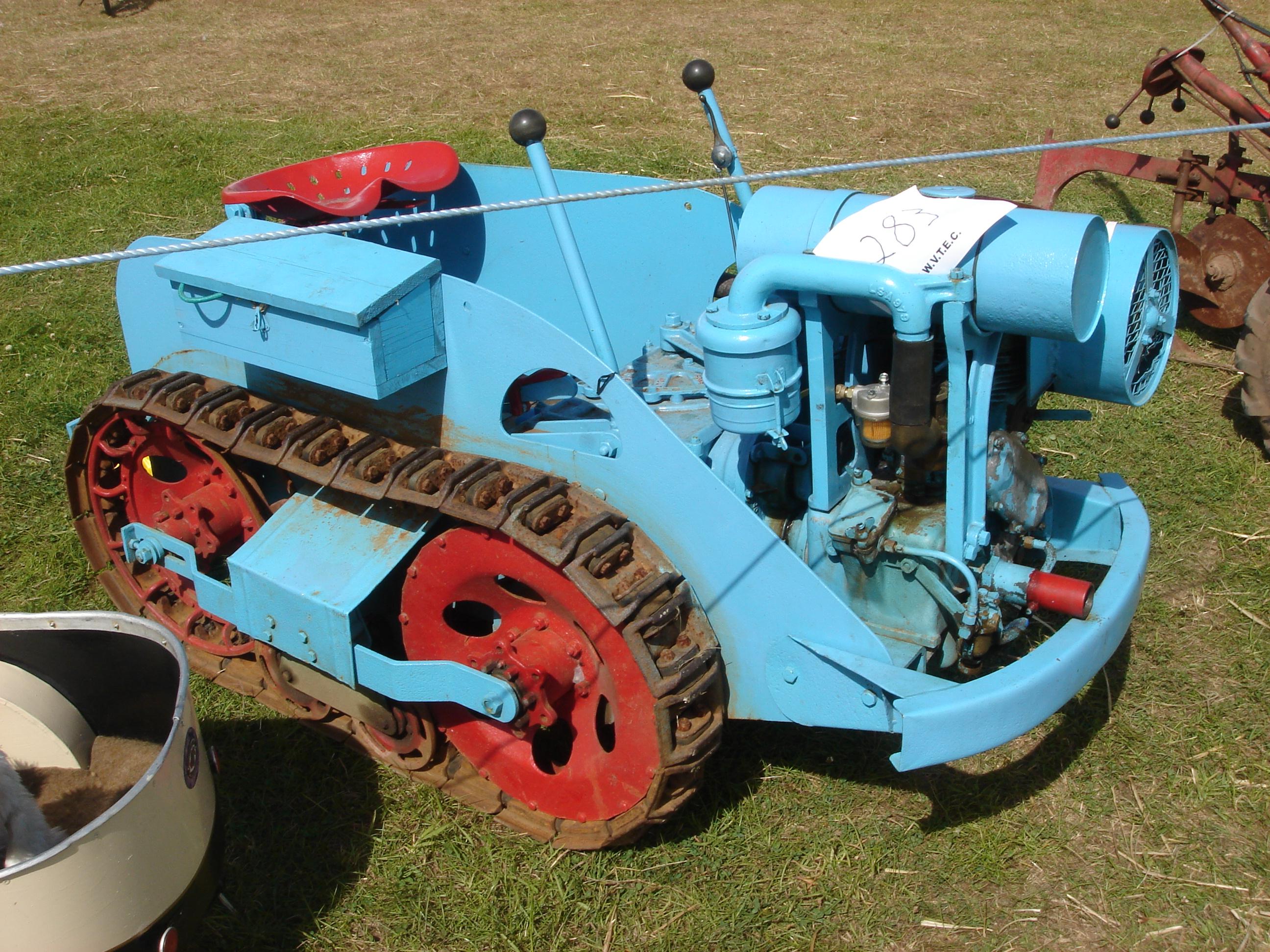 Как сделать трактор своими руками 94