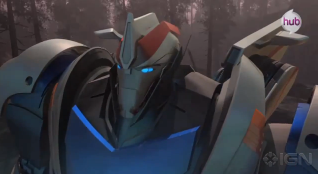 transformers prime smokescreen