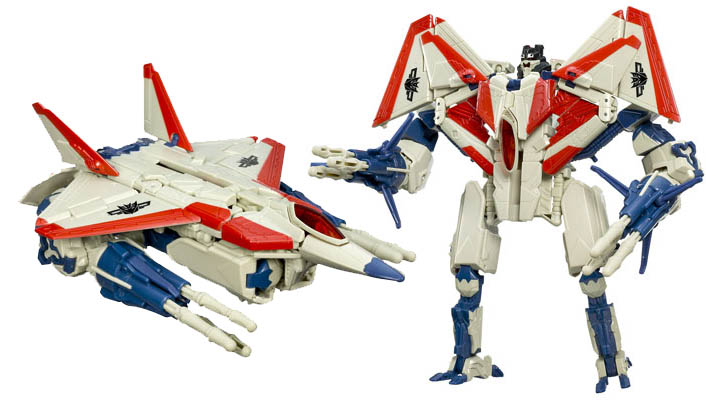 Starscream (Target exclusive
