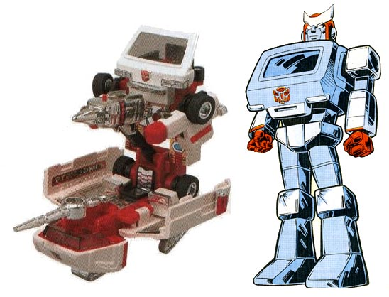 transformers 3 toys ratchet. In general, the 1984 toys were