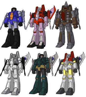 Seeker (group) - Teletraan I: the Transformers Wiki - War for ...