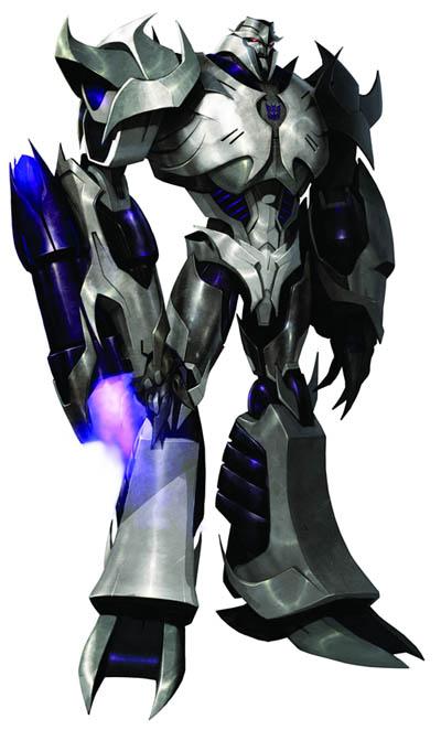 Image prime megatron teletraan i the transformers wiki age of extinction - Transformers prime megatron ...