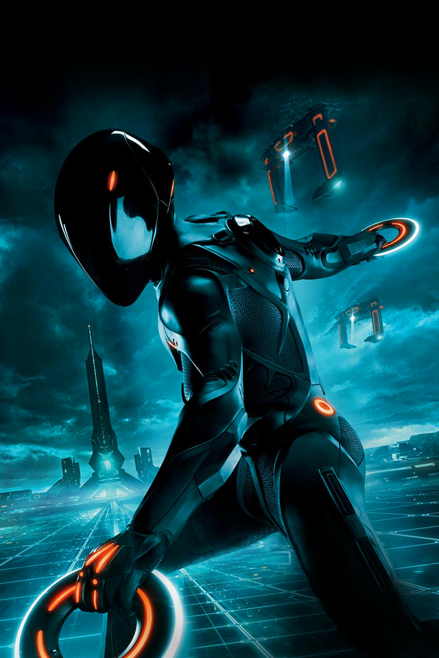 Rinzler from Tron: Legacy