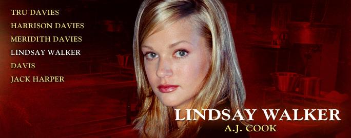 Lindsay Walker Tru Calling