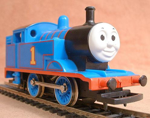 Hornby thomas and friends james