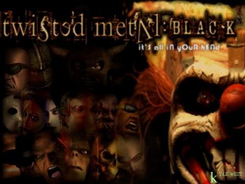 Shlockness monster reviews january 2012 - Sweet tooth wallpaper twisted metal ...