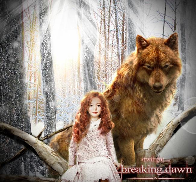 Image - Renesmee and Jacob.jpg - Twilight Saga Wiki