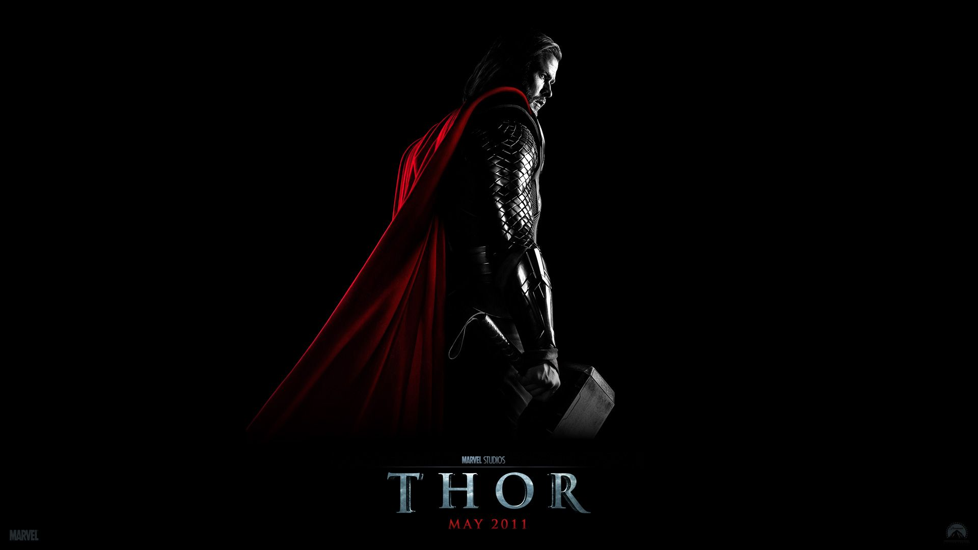 Official 'Thor' Poster.