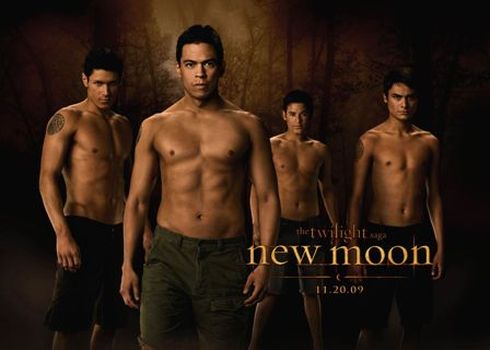 Quileute tribe Twilight Saga