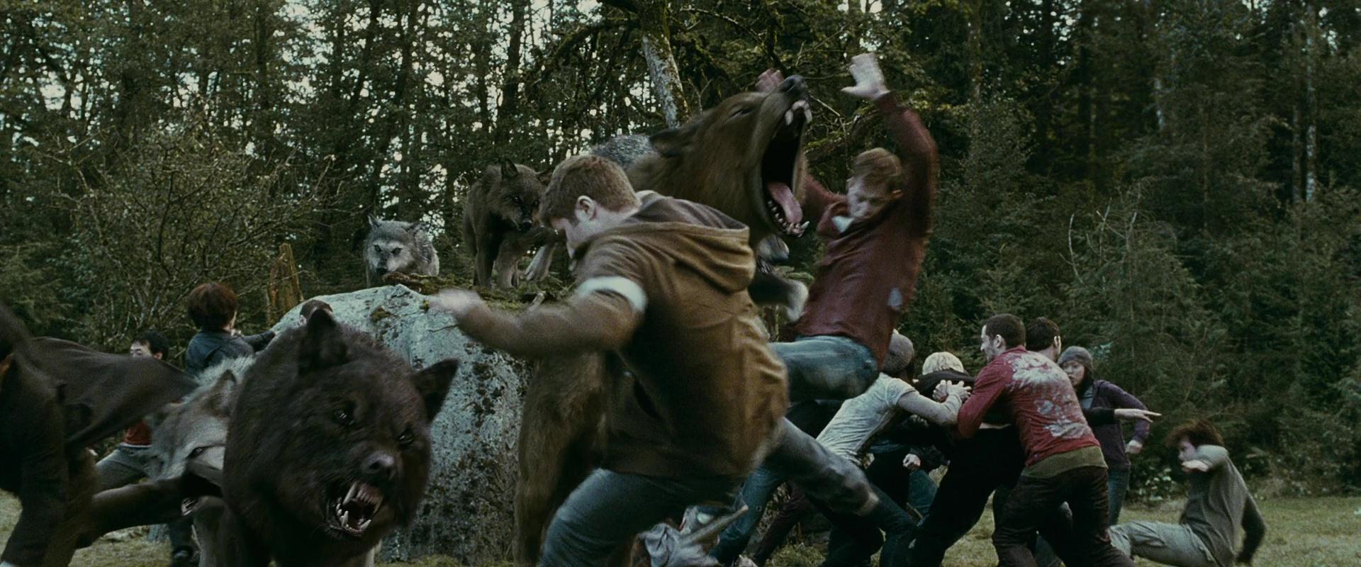 werewolf fight Quotes