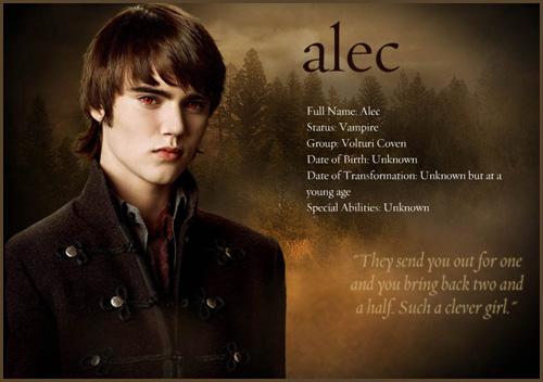 Alec In Eclipse