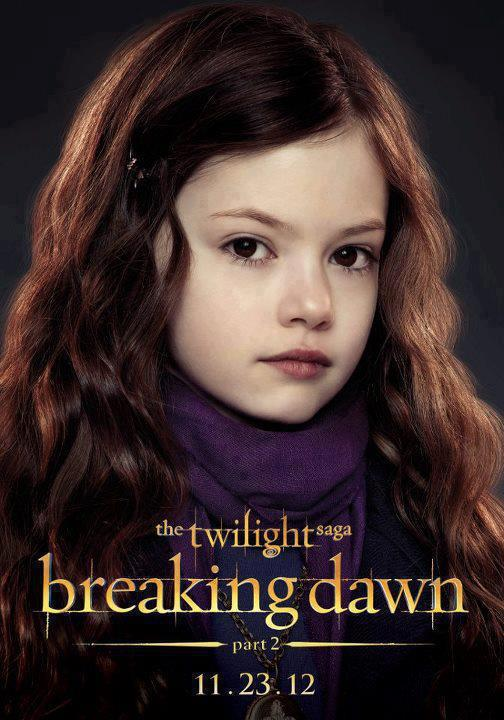 renesmee breaking dawn part 2