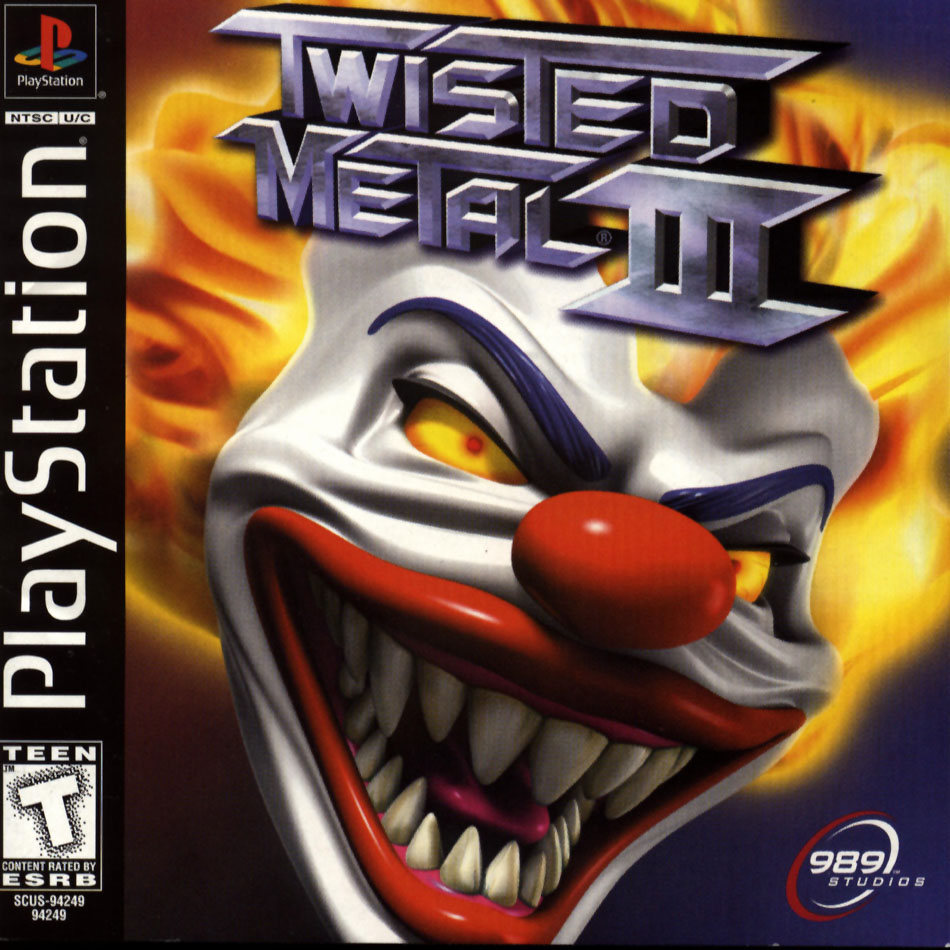 TWISTED METAL 3 - TWISTED METAL Wiki