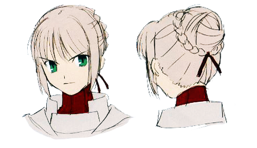 Servant Creation Thread Mordred_CharacterMaterial
