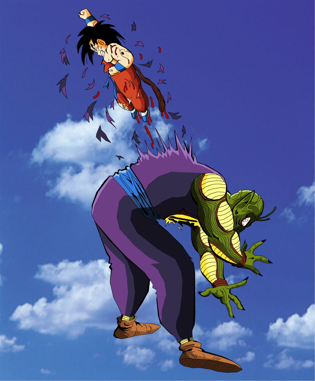 Post your favorite pictures of Dragonball/Z/GT