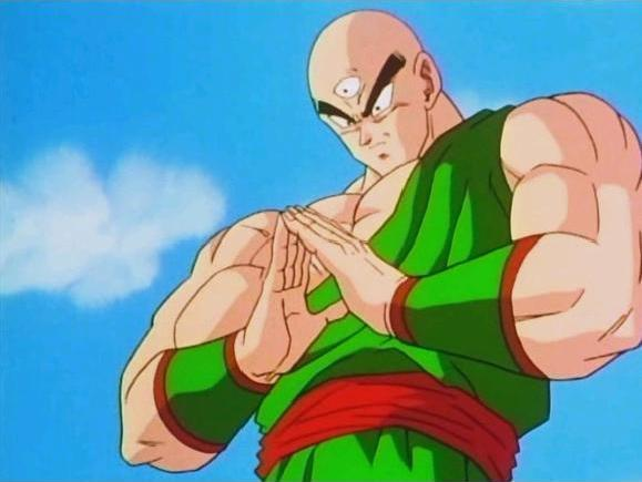 Dragon Ball: Tien Shinhan - Images Gallery