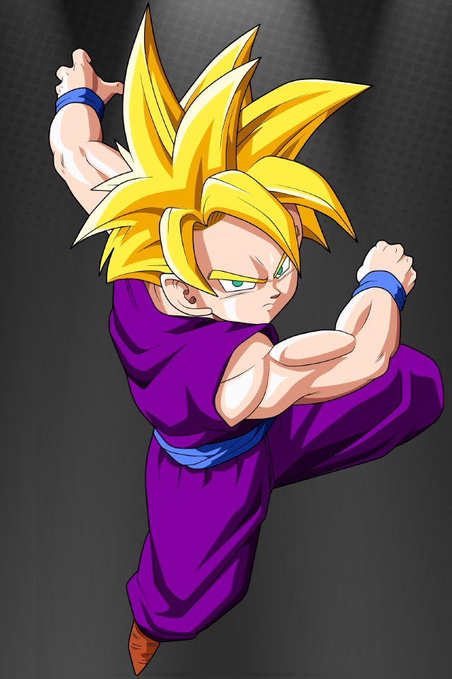 Image teen gohan super saiyan jpg ultra dragon ball wiki - Dragon ball gohan super saiyan 4 ...