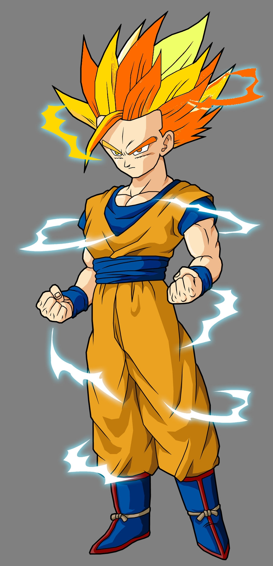 Image - Ultimate Super Saiyan 2 Gohan.jpg - Ultra Dragon Ball Wiki