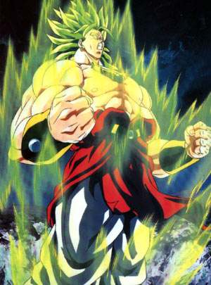 broly super saiyan forms. The Broly Show!