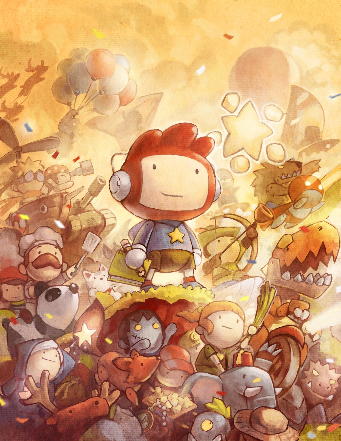 Download Scribblenauts