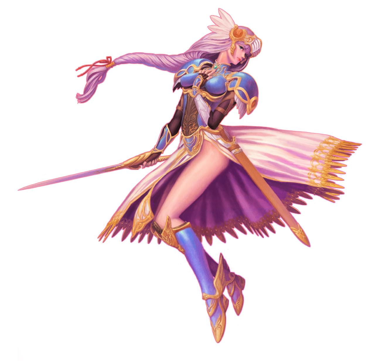 Lenneth - The Valkyrie Profile Wiki - Valkyrie Profile, Valkyrie ...