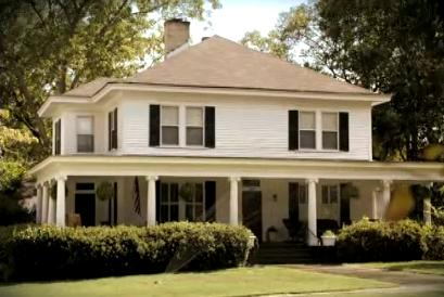 Casa de los Gilbert Elenashouse