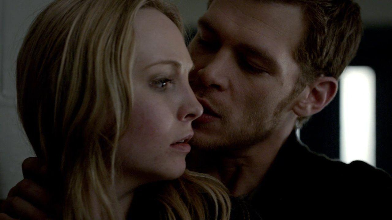 Vampire Diaries Caroline Klaus
