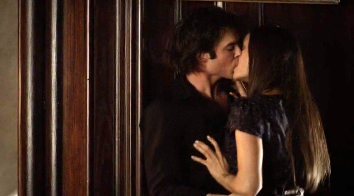 Damon vampire diaries stefan and elena sex