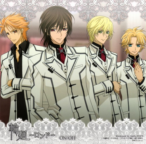 vampire knight characters. from quot;http://vampireknight