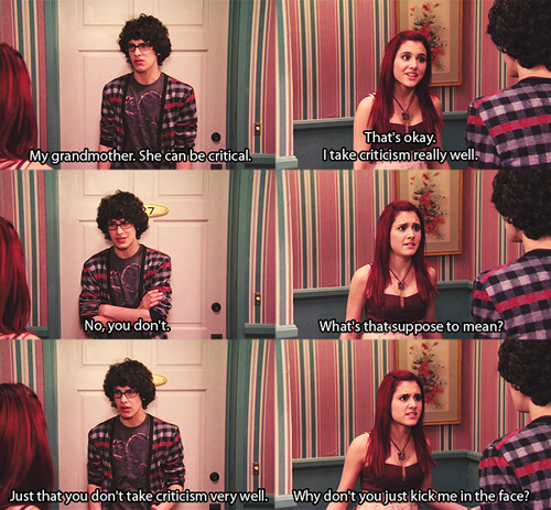 do cat and beck dating in victorious
