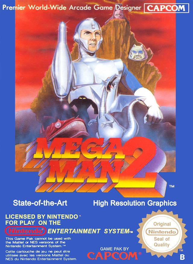 ¿Todavía conserváis el sistema que os inició en los videojuegos?  MegaMan2palcover