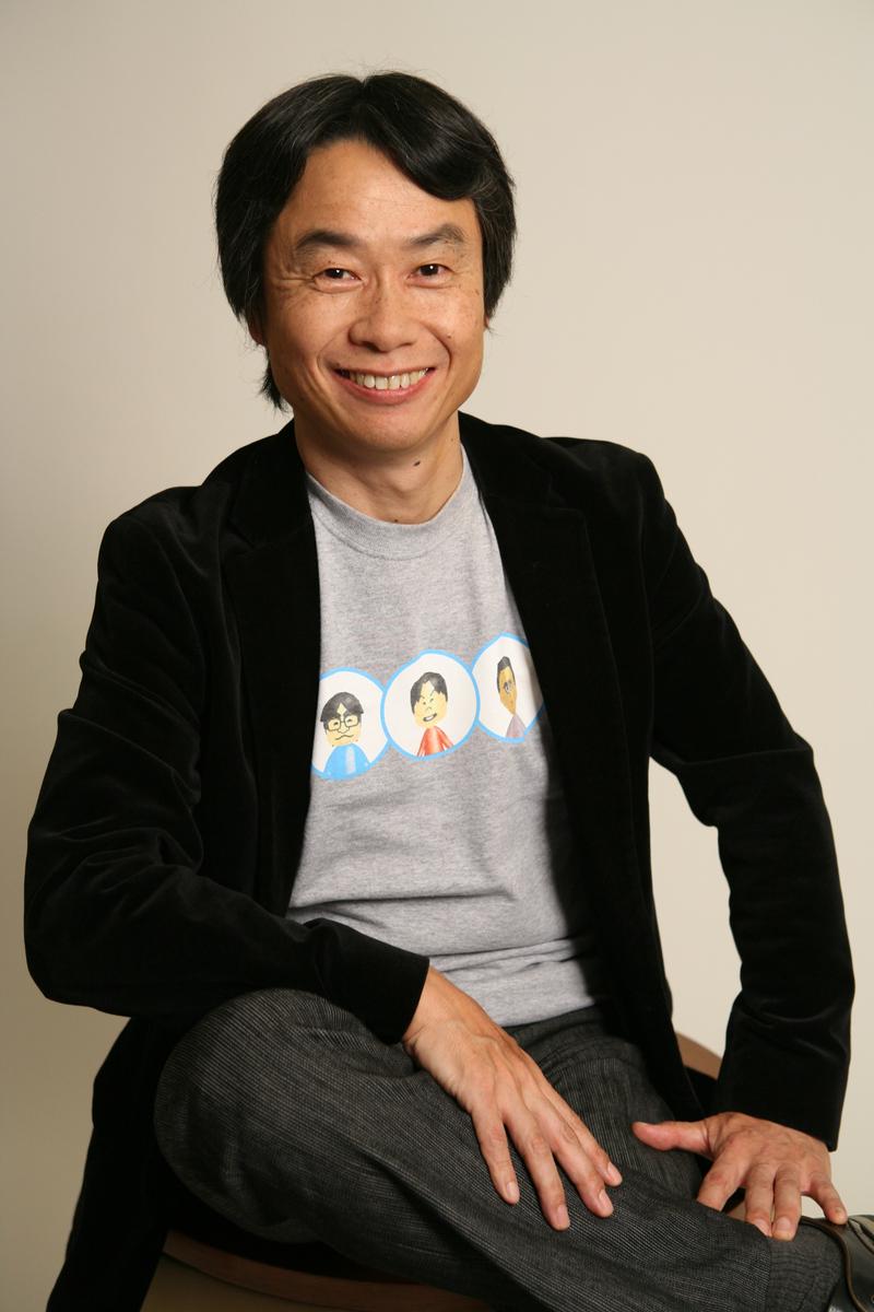 ¿Sabías que… Shigeru Miyamoto [24/Mayo/2012]