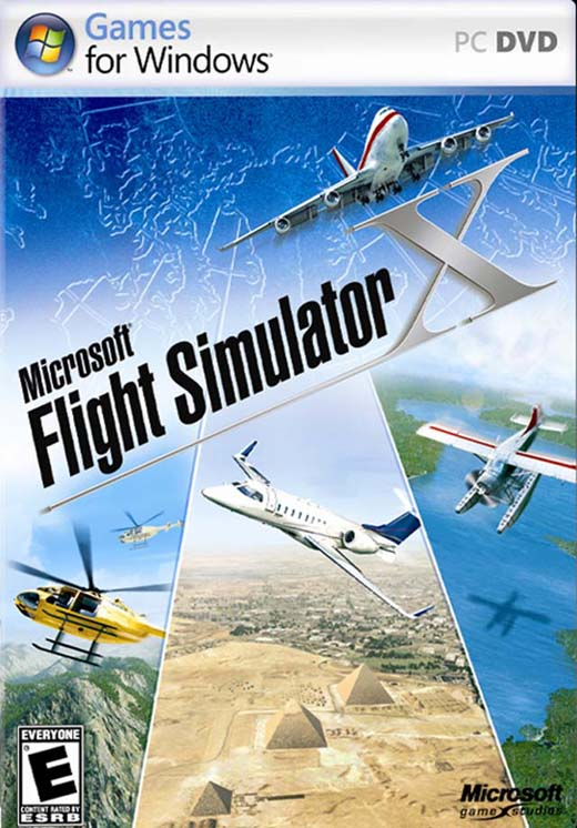 Microsoft Flight Simulator X Español Mediafire full mi sub