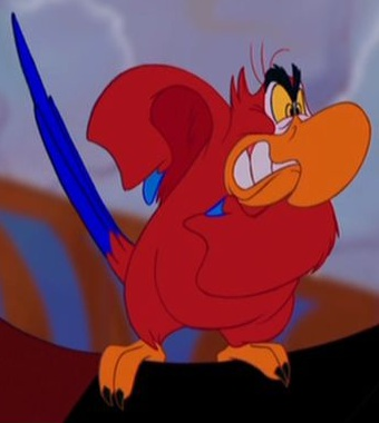 Image - Iago(Disney).jpg - Villains Wiki - villains, bad ...