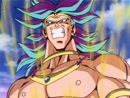 Dragonball Z: Broly - The Legendary Super Saiyan Edit Dragonball Z: Broly