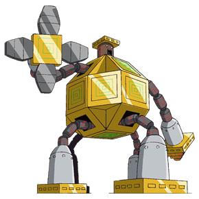 Abecedario Digimon! - Página 2 Bulbmon