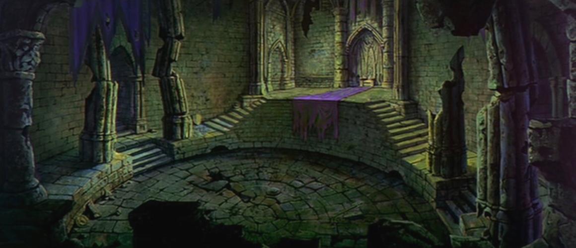 Sacrificando la doncella al dragón [Cenicienta, Noligma y Hikari] 20120804014627!Maleficent's_Throne_Room