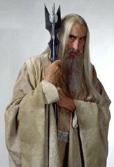 Senhor dos Aneis: Trolling Saruman