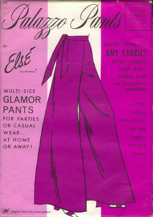How to Make Palazzo Pants | eHow.com