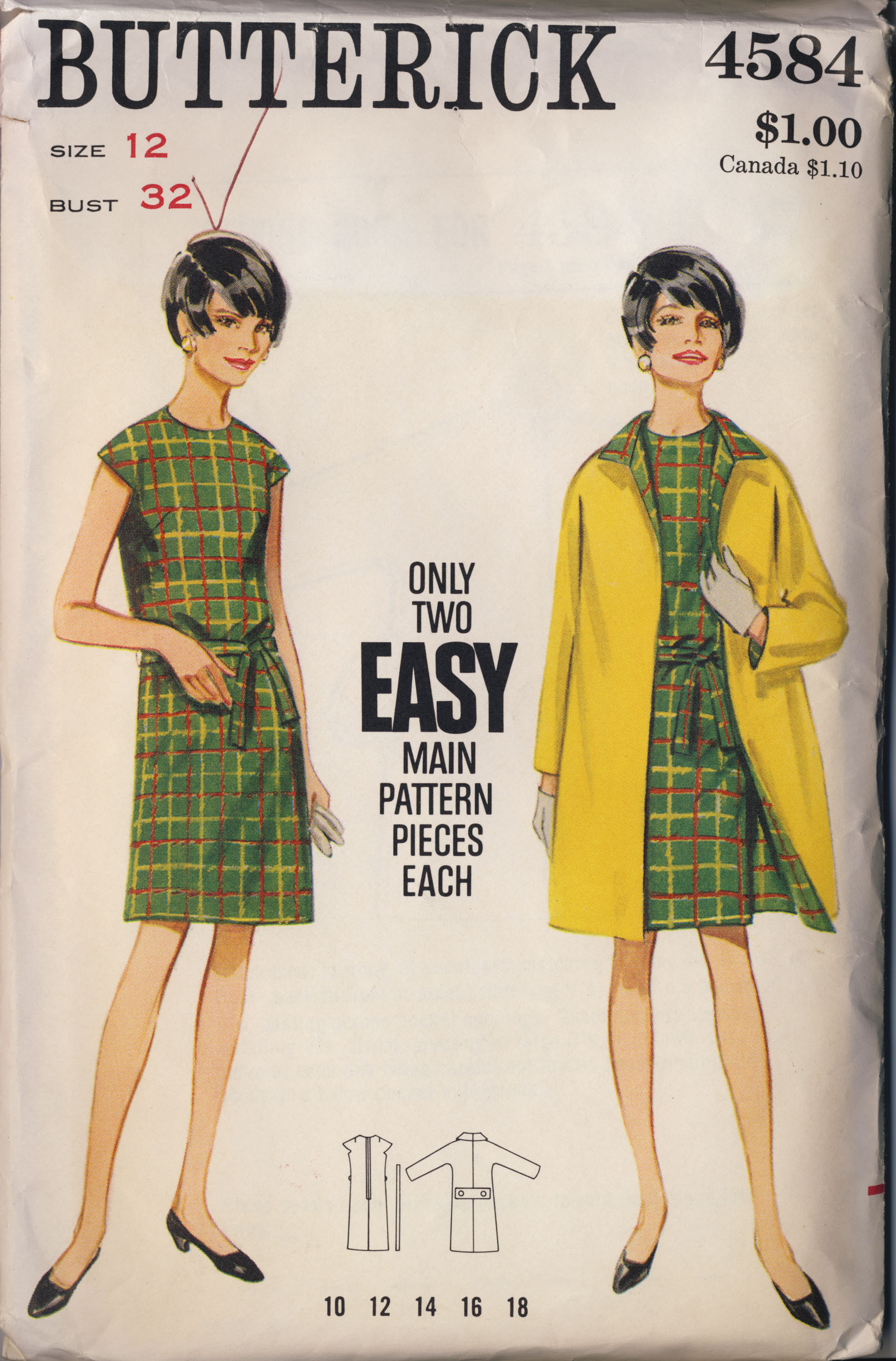 Vintage Sewing Patterns - Best of Antiques, Vintage, Collecting