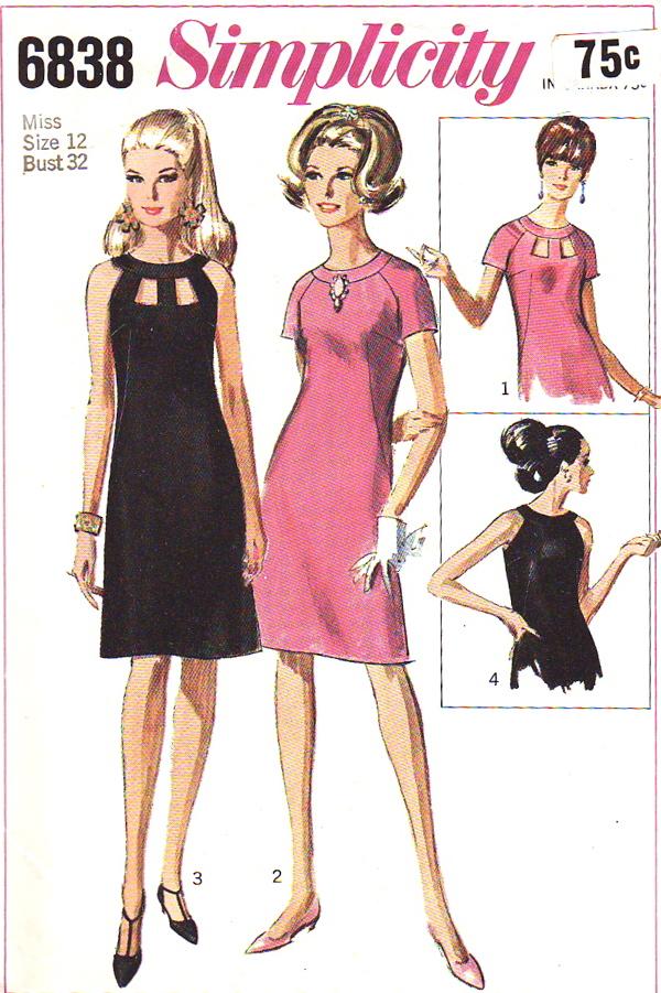 Simplicity Patterns Vintage 94