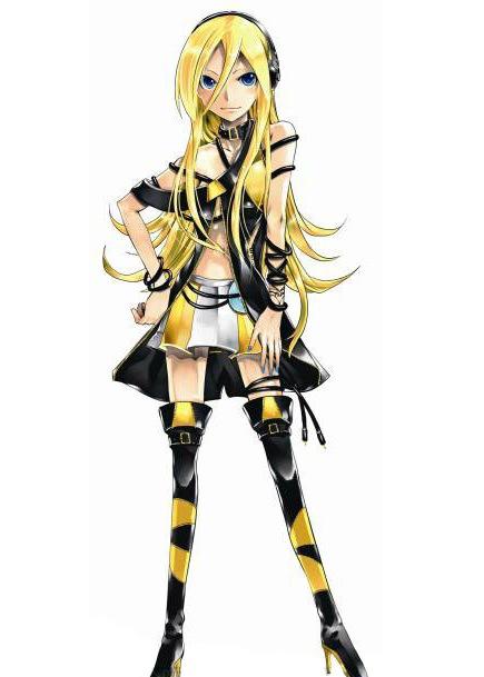 Imagenes de VOCALOID *.* Vocaloid-lily