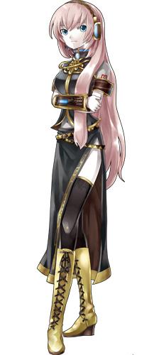 Vocaloid y sus mil y 1 personajes n_n ( Actualizado)