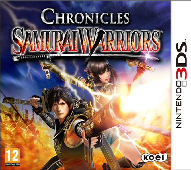 Samurai Warriors Chronicles 3DS