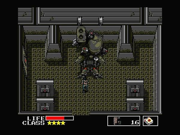 Baixar Metal Gear Classic (o primeiro jogo da série)