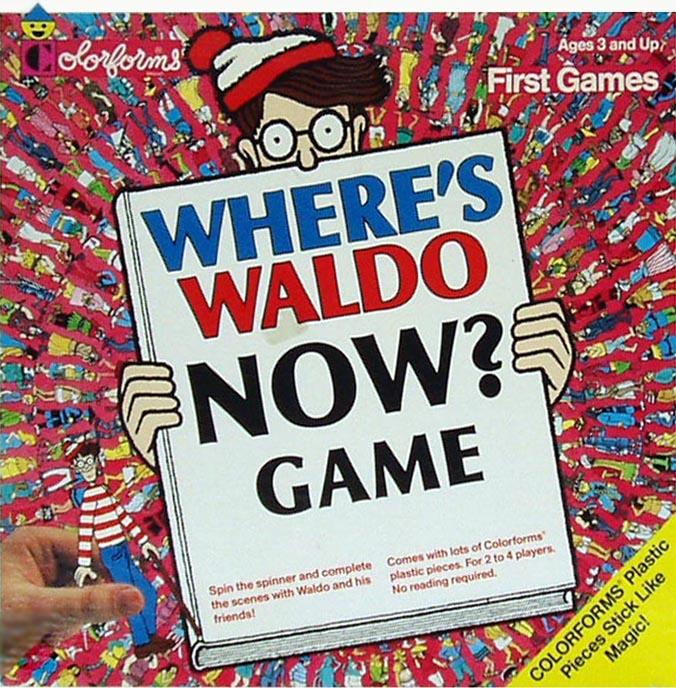photograph about Where's Waldo Printable titled Wheres waldo - Printable Model