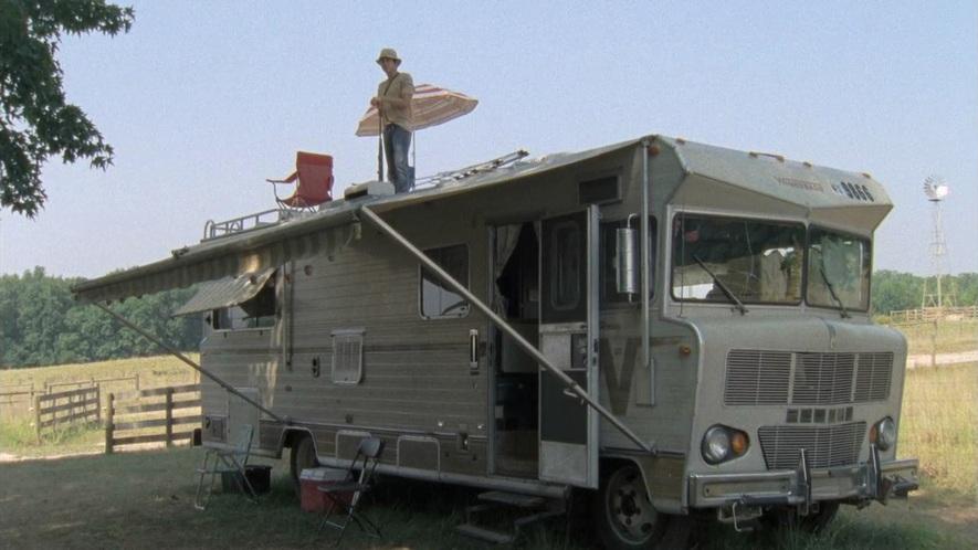 The Walking Dead Dale S Winnebago