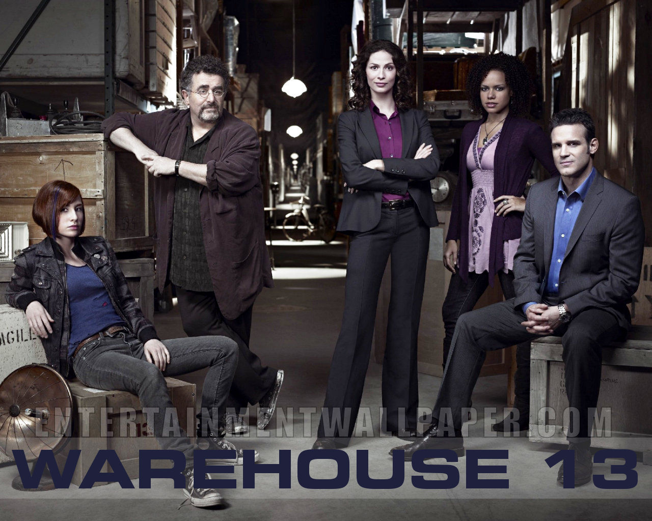 Tv warehouse 13 01